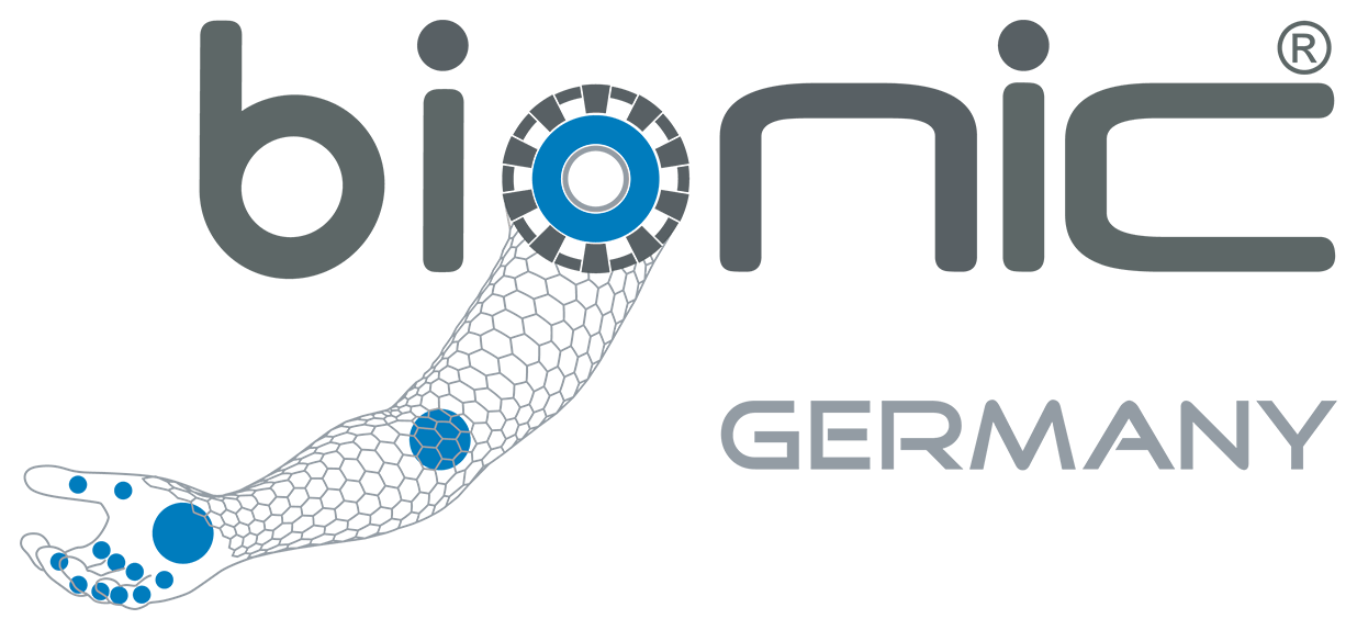 bionic GERMANY Logo