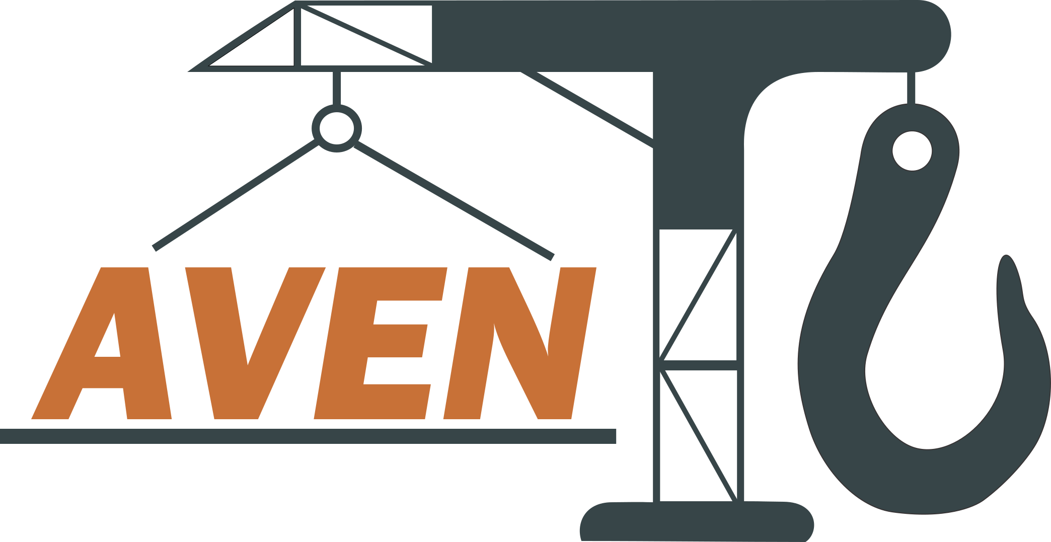 AVEN-TU Lifting Logo